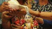 Lord Krishna Devotees In China Celebrated Janamashtami And It Was Almost A Mini-Festival!