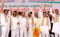 Congress Bigwigs Blow Poll Bugle to Wrest Mysuru