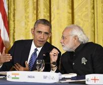 At dinner hosted by Obama, PM Modi urges the world to unite against terrorism