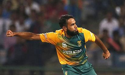 St Kitts ODI: Record-maker Tahir spins Proteas to victory over Windies