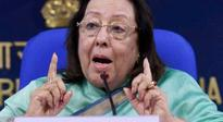 False Propaganda By Uttar Pradesh Government On Minority Welfare: Najma Heptulla