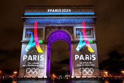 Paris showcase compact, ready-made 2024 Summer Olympics bid