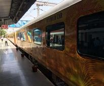 Tejas train from Monday, fares 20 pc more than Shatabdi