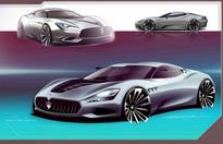 Maserati GranCorsa Sportscar Concept Unveiled