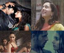 Do Shraddha Kapoor's rain sequences help the film become a success?