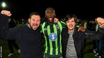 AFC Wimbledon on brink of history