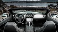 2016 Bentley Continental GT Convertible: Same as the old boss