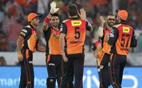 SRH celebrate triumph over KXIP with energetic team song
