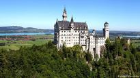 Restoration of Neuschwanstein Castle starts
