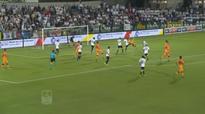 Cagliari win Serie B title after Marco Sau scores spectacular overhead (Video)