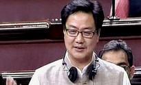Video clip on Kiren Rijiju 'misinterpreted' facts: MHA official