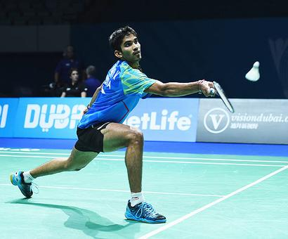 Singapore Super Series: Pranaav-Sikki enter 2nd Rd; Srikanth, Jayaram, Prannoy lose