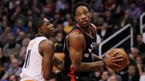 Suns pull away in 2nd half to down Raptors