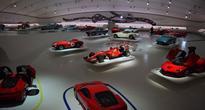Inside Modena's Museum Dedicated To Enzo Ferrari
