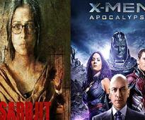 Box office report: 'X-Men: Apocalypse' wins over ...