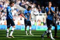 Arsenal finish ahead of Spurs once again after Pochettino's men get annihilated by 10-man Magpies