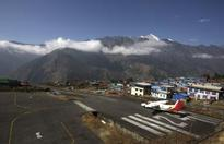 The airport you must brave before braving Everest