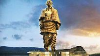 Work on Statue of Unity faster than Burj Khalifa