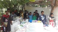10 tonnes of plastic removed from Girnar