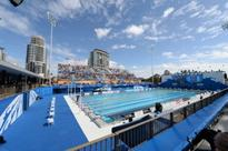 Growing calls for roof to cover Gold Coast Aquatic Centre