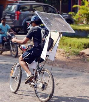 Why this 26 year old cycled from Mumbai to Goa