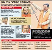 HT Spotlight | The Shiv Senas of Punjab: Right wing takes a wrong turn