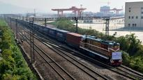 First London-China goods train completes 12,000 km run in 20 days