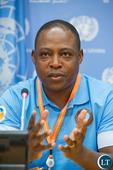 Kalusha, Rijkaard, Kanu and Winter champion peace, development at UN