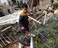 Israeli Forces Level Palestinian Playground in Latest Silwan Demolition
