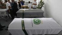 Brazil's tragic Chapecoense play first match since plane crash