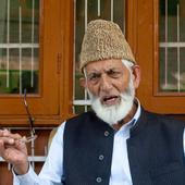 Jammu and Kashmir: Separatist Syed Ali Shah Geelani sends confidential letter to Pakistan PM Nawaz Sharif