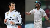 Gareth Bale comes out in support of Kohli and Figo-led Premier Futsal campaign