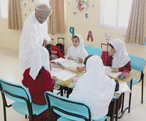 Education ministry official visits schools in Al Dakhiliya