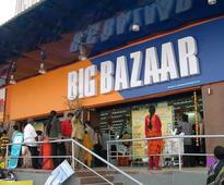 After petrol pumps, Big Bazaar to dispense cash up to Rs 2,000