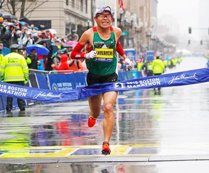 Sports Shorts: Boston marathon winner to turn pro