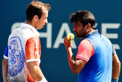 US Open: Paes-Stepanek move into 2nd round