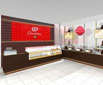 Kit Kat launching first Aussie store