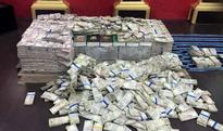 Piles of demonetised notes found at ex-corporator's home