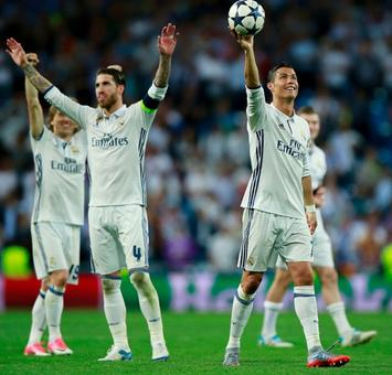 Champions League: Madrid see off Bayern in controversial thriller to reach semis