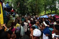 India sends relief materials for Rohingya refugees in B'desh
