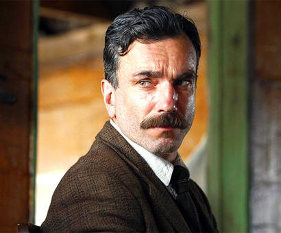 Daniel Day-Lewis: The burning actor rushes to his bubble bath