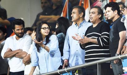 Tendulkar tweets support to Indian cricket team after WT20 loss