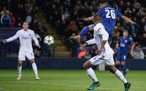 Football: Mahrez takes Leicester closer to last 16, Madrid win big