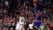 Report: Knicks to host Celtics on Christmas Day