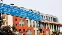 Safdarjung Hosp in soup over designation
