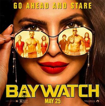 Like Priyanka's Baywatch poster? VOTE!