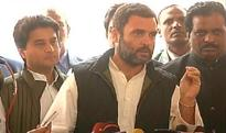 Rahul Gandhi promises earthquake if allowed to speak in Parliament on demonetisation 57 mins ago