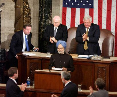 'Address to US Congress big opportunity for Modi'