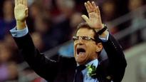 Capello impressed by inexperienced England