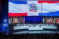 OEA ASAMBLEA - Arranca la 46 Asamblea General de la OEA en Santo Domingo, con Venezuela en el punto de mira